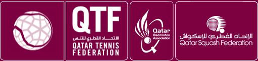 QTF, QBF, QSF Logos