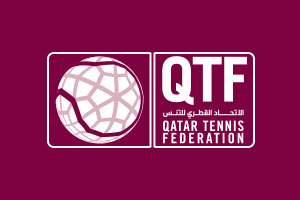 Qatar Men's Tennis Team Arrive in France