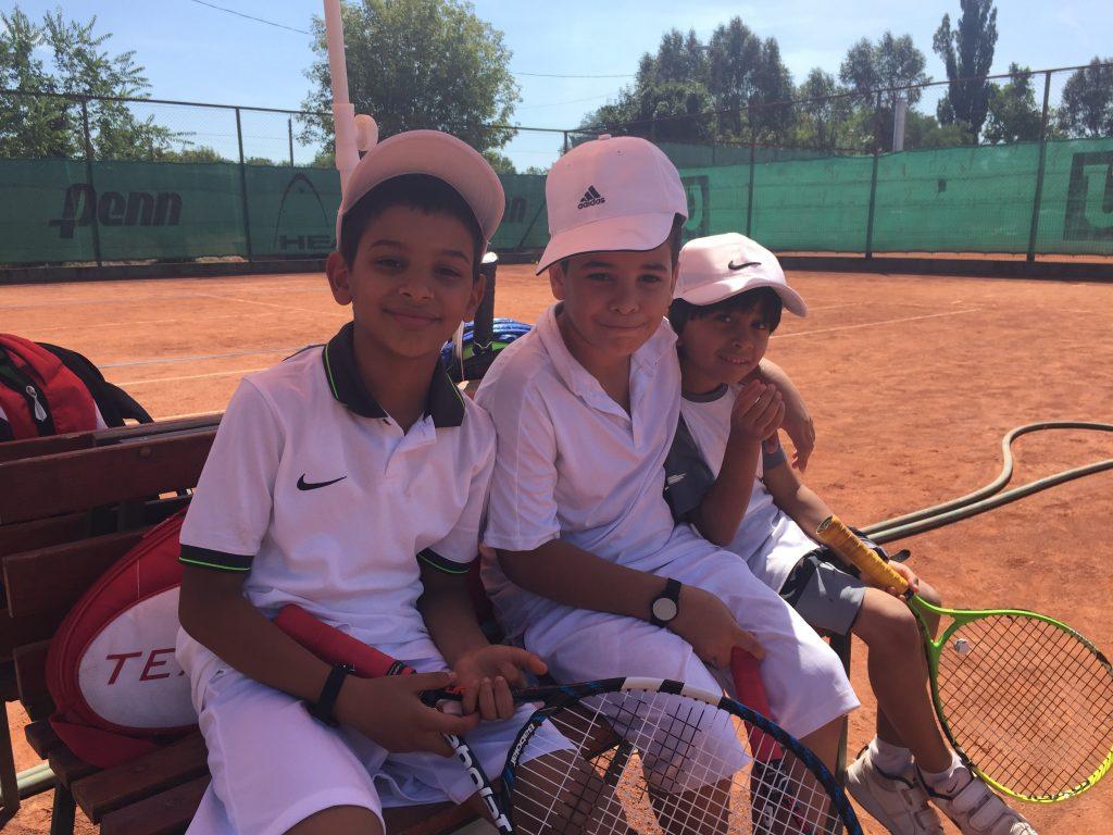 Qatar Tennis Teams begin their summer training camps