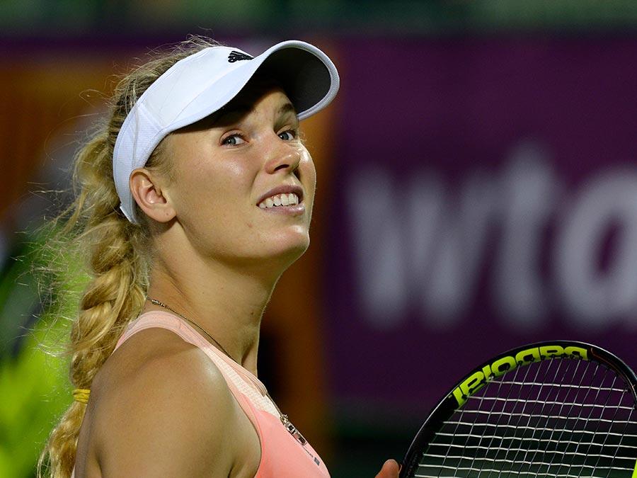 Wozniacki, Halep to headline Qatar Total Open 2018 while Sharapova and Azarenka Grant Wild Cards