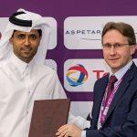 QTF, Total EP renew sponsorship agreement