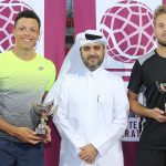 Jay Clarke emerges champion in Qatar F3 Futures