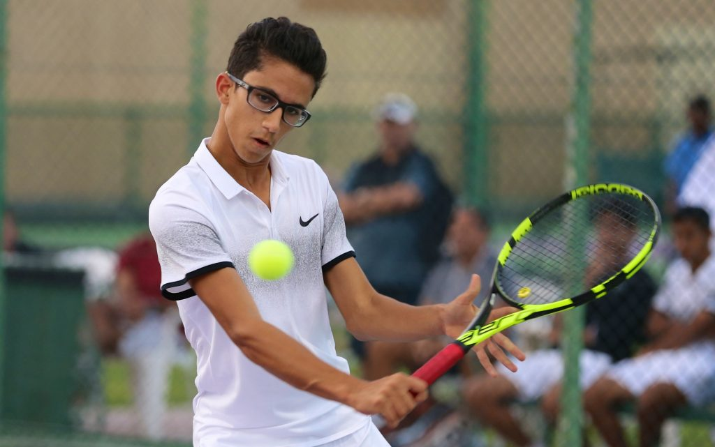 Qatar ITF Junior Tournament Kicks off