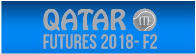 QATAR ITF FUTURES 2018- F2