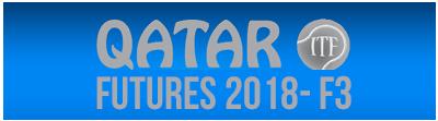 QATAR ITF FUTURES 2018 F3