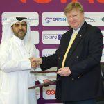QTerminals a New Sponsor for Qatar Total Open