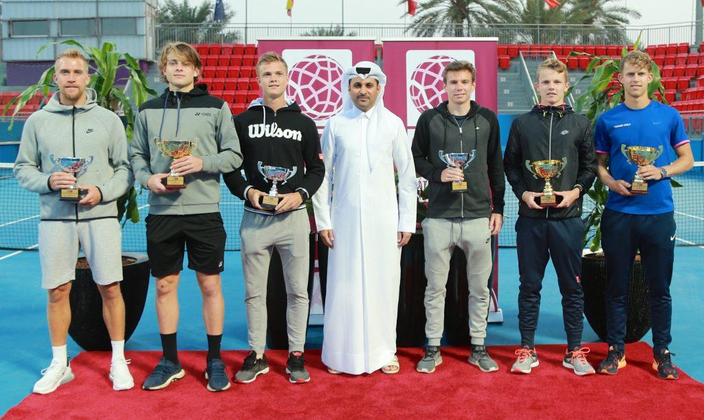2nd Qatar Men's ITF World Tennis Tour Concludes
