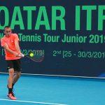 2ndQatar Junior ITF World Tennis Tour to begin on Monday