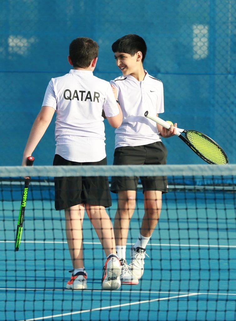 Qatar Defeat Oman in GCC Tennis Championship