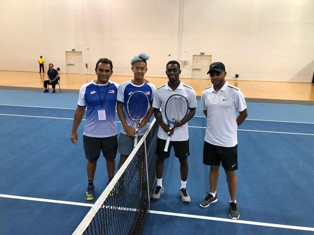 Qatar defeat Malaysia in Davis Cup