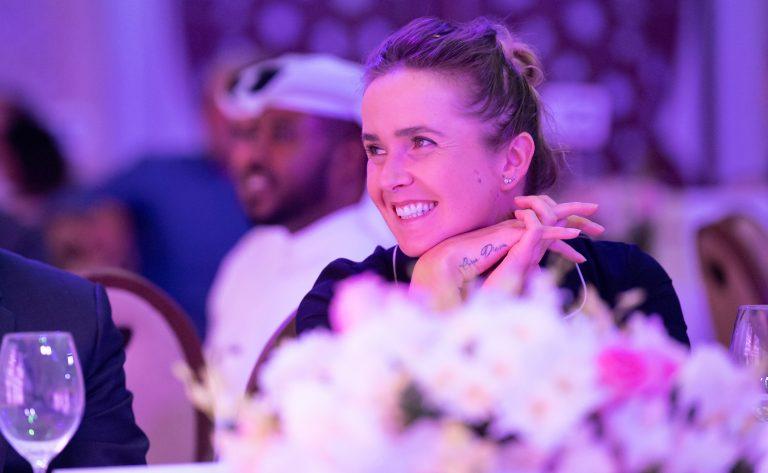 قطر توتال 2020 - حفل عشاء