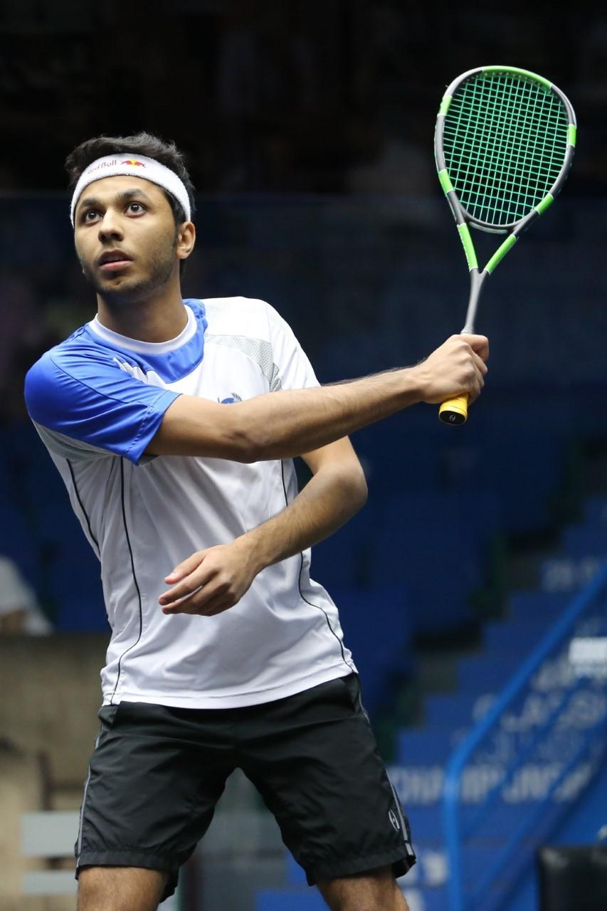 عبد الله التميمي يحصد الميدالية الذهبية في بطولة غرب آسيا للرجال