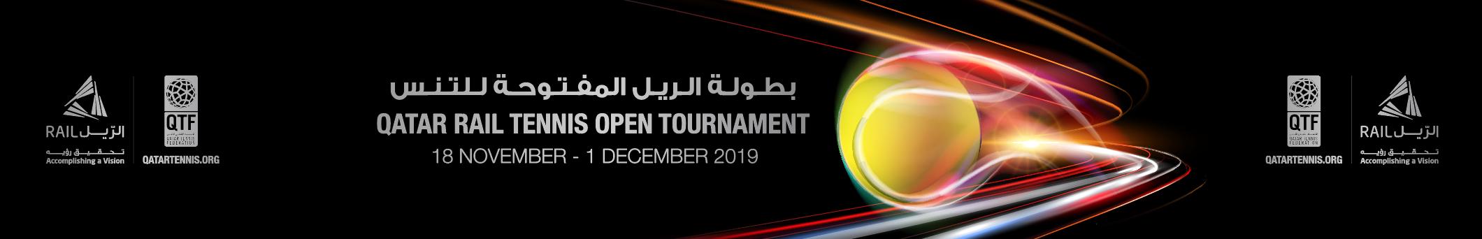 Qatar Rail Tennis Open Tournament