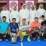 Curtains Come Down on Doha Men's Padel Tour