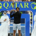 Giant-slayer Basilashvili defeats Bautista Agut to lift Qatar ExxonMobil Open 2021 trophy