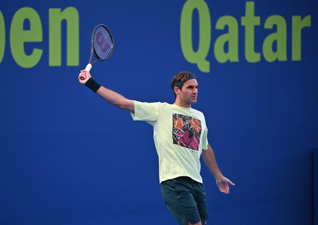 BIG GUNS TAKE CENTRESTAGE at Qatar ExxonMobil Open